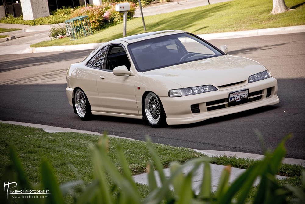 1992 Acura Integra - Slammed - B18C