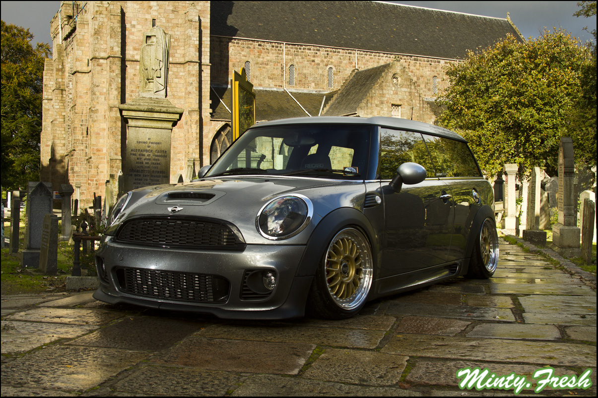 The Clubby Ended Up In Mini